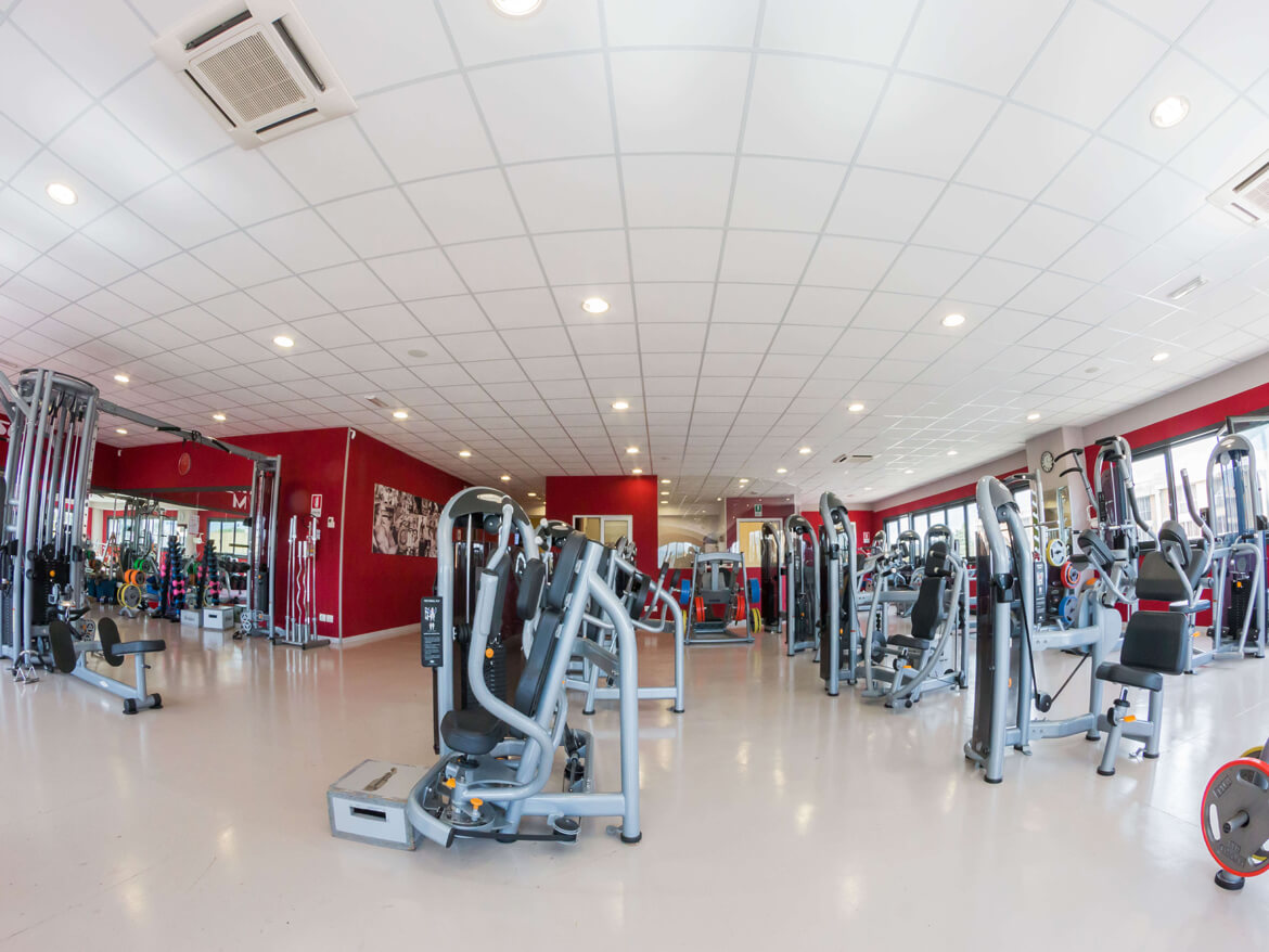 Palestra power house gym galleria immagini for Centro fitness