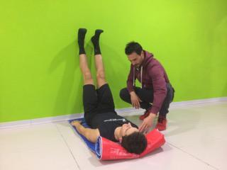 esercizio posturale