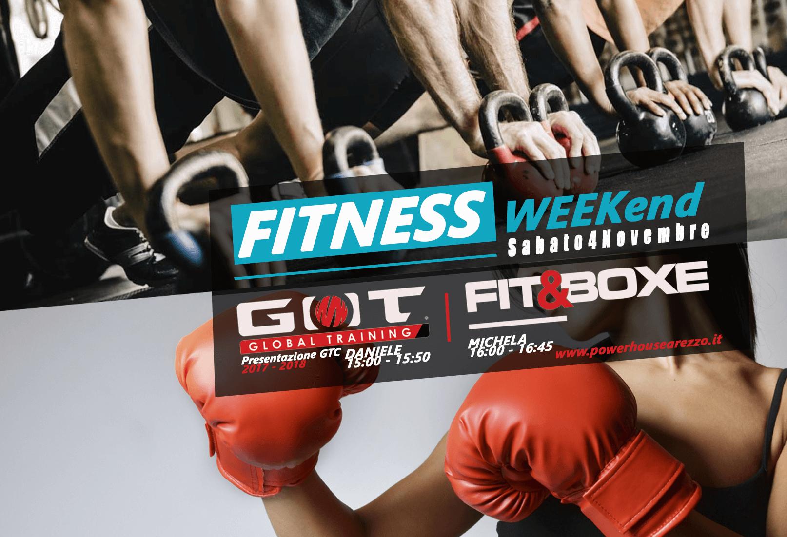 Fitness Weekend